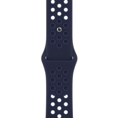 APPLE Remienok 45mm Midnight Navy/Mystic Navy Nike Sport Band - Regular