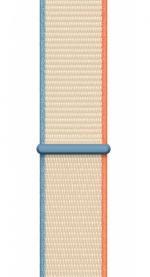 APPLE Remienok 44mm Cream Sport Loop