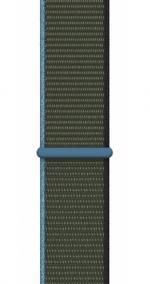 APPLE Remienok 44mm Inverness Green Sport Loop