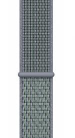 APPLE Remienok 44mm Obsidian Mist Nike Sport Loop
