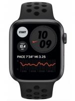APPLE Watch Nike SE 44mm Space Gray Aluminium with Pure Anthracite/Black Nike Sport Band